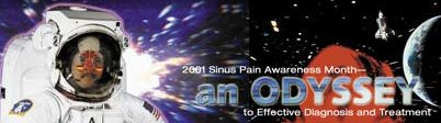 Sinus Pain Awareness
