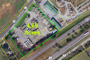 Lee Highway 4.69 Acre Site Has Been Sold!