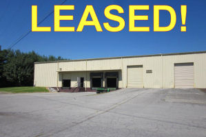 Distribution warehouse in Gray now leased.