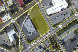 Morristown Commercial Lot Sold!