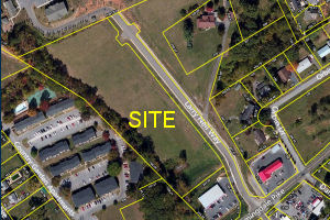 Sold! Bloomingdale 5+ Acre Commercial Site