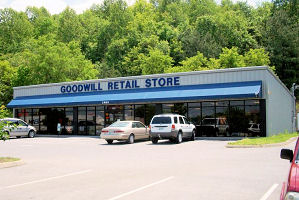 Former Goodwill Property in Greeneville now sold!